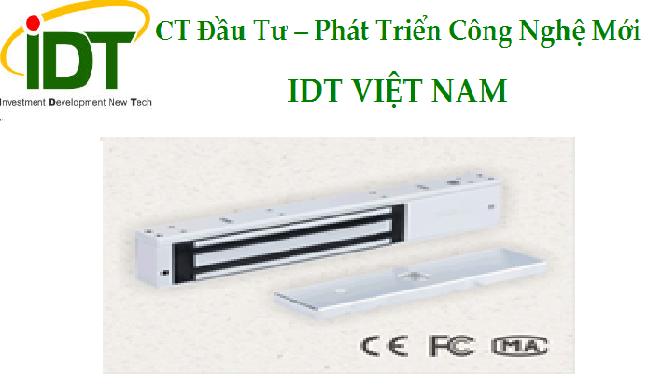 Khóa điện từ đơn IDT 280KG/600Lbs