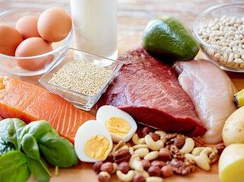 6 nhóm chất dinh dưỡng cần thiết cho cơ thể khỏe mạnh