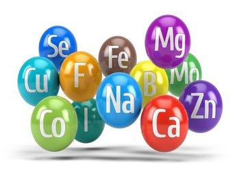 Vai trò của vitamin và khoáng chất đối với cơ thế