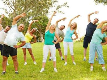 Chế độ tập luyện dành cho người bệnh tiểu đường