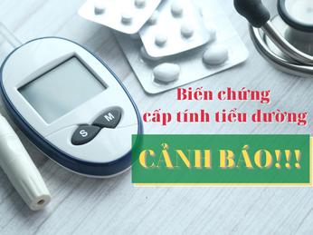 CẢNH BÁO: Biến chứng cấp tính tiểu đường nguy hiểm như thế nào?