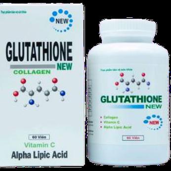 Viên Uống Trắng Da Glucathione