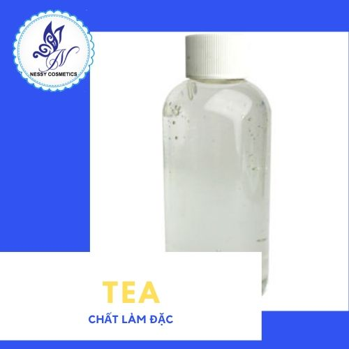 Chất làm đặc TEA - nguyên liệu mỹ phẩm