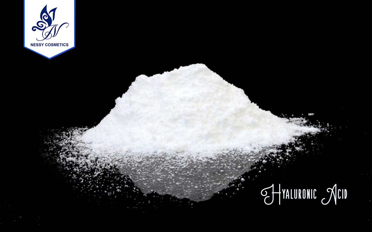 Hoạt chất chống năng Hyaluronic Acid (HA) - Nguyên Liệu Mỹ Phẩm