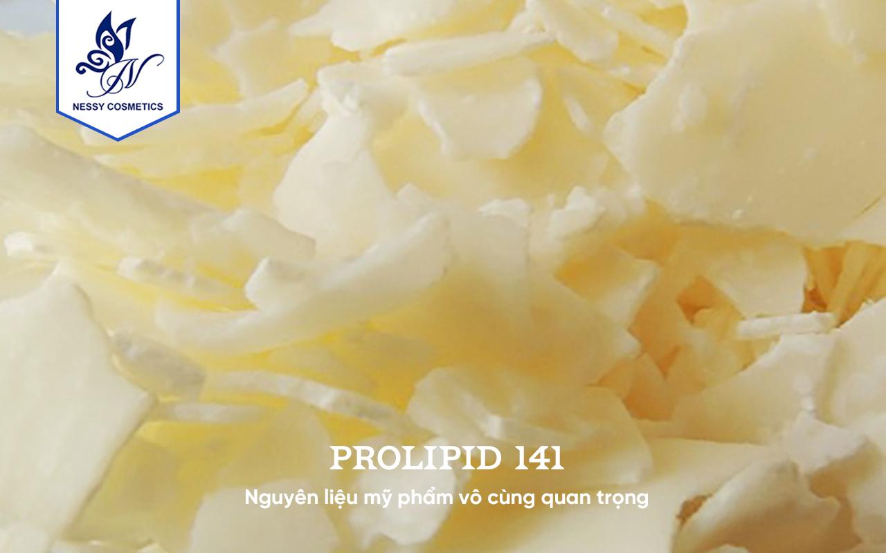 Prolipid 141 - Sáp nhũ hoá