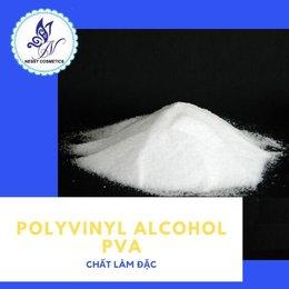 Polyvinyl alcohol PVA - nguyên liệu mỹ phẩm