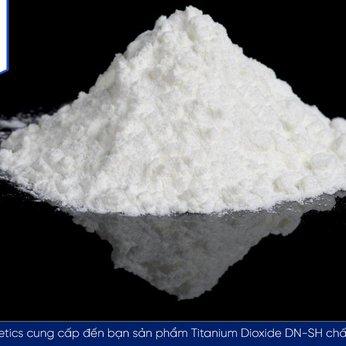 Hoạt chất chống nắng Titanium Dioxide DN-SH - Nguyên Liệu Mỹ Phẩm
