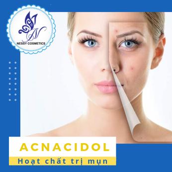 Hoạt chất trị mụn - Acnacidol