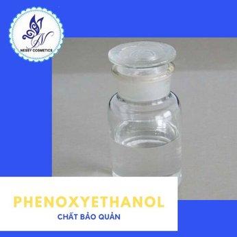 Phenoxyethanol (Nước ) - nguyên liệu mỹ phẩm