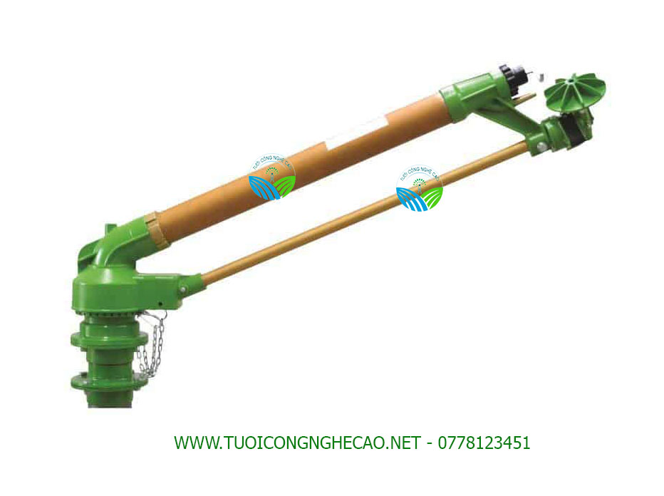 SÚNG TƯỚI DUCA GREEN 150