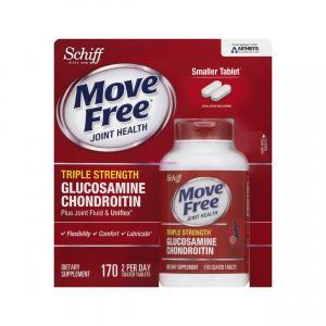 Điều trị khớp Schiff Move Free Triple Strength