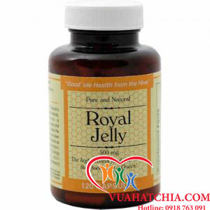 Sữa Ong chúa royal jelly 500 mg