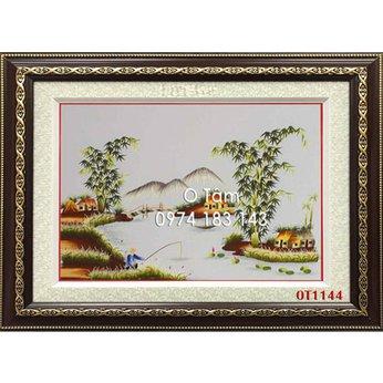 Tranh Thêu Đồng Quê OT 1144