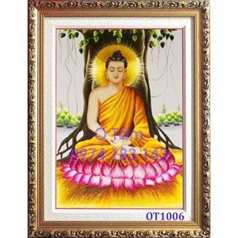 Tranh thêu Đức Phật OT 1006