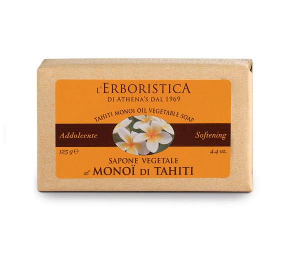 Xà phòng thực vật chiết xuất dầu hoa Monoi Tahiti dưỡng ẩm