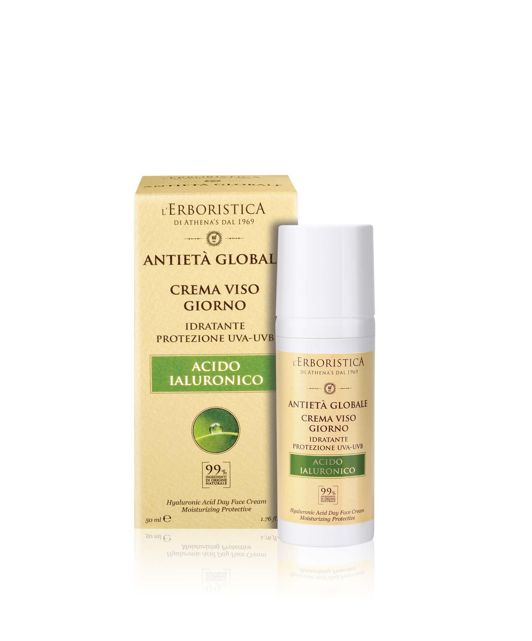 Kem dưỡng mặt ban ngày giúp giữ ẩm  chống tia UVA UVB