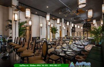 Bàn ghế cafe, nhà hàng