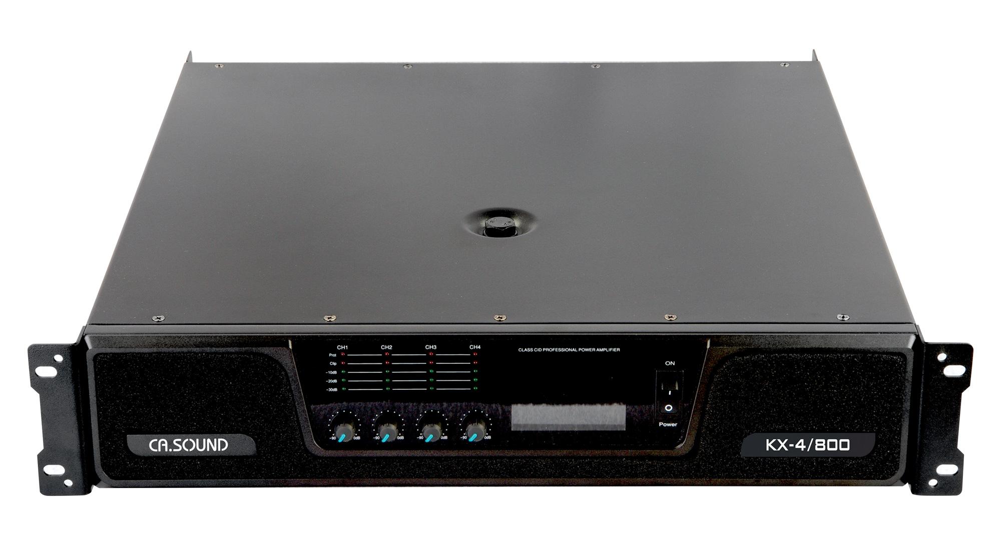Main CaSound CA KX-4/800
