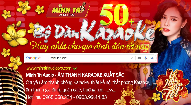 50 bo dan karaoke