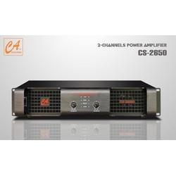 Đẩy công xuất CA Sound CS 2650   Chính hãng