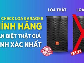 Tư Vấn Chọn Mua Bộ Loa Karaoke Chính Hãng
