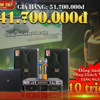 DÀN KARAOKE GIA ĐÌNH CAO CẤP VIP MT9