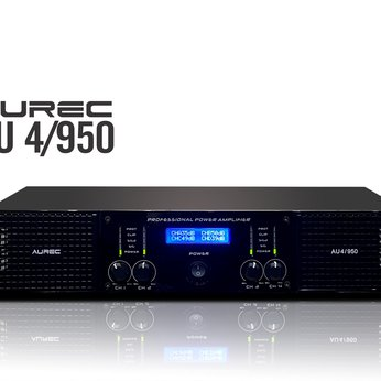 Main công suất 4 kênh AUREC AU 4/950