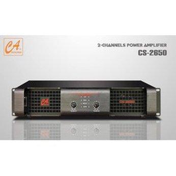 Đẩy công suất CA Sound CS 2650