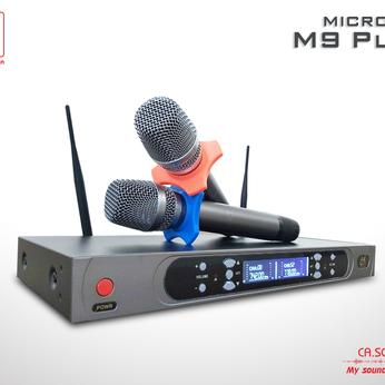 Micro Không Dây CA M9 Plus