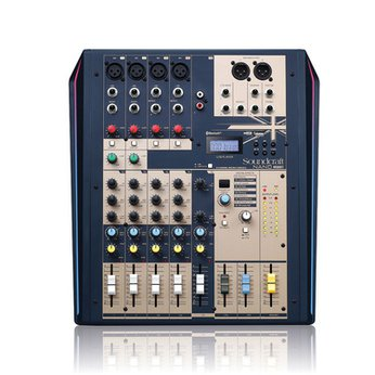 Mixer Soundcraft Nano M08BT