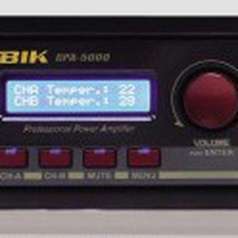Ampli Main đẩy BIK S8000