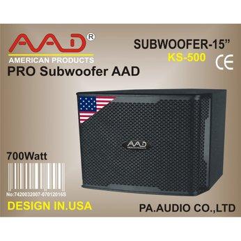 LOA SUBWOOFER AAD-KS500