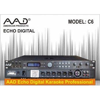 MIXER Echo DIGITAL AAD-C6