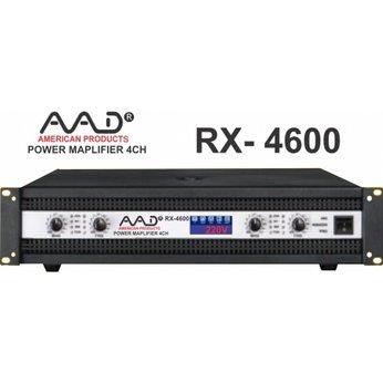 POWER AMPLIFIER AAD RX 4600