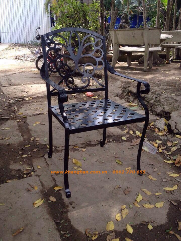 Ghế sắt cắt CNC đẹp ,ghế sắt cắt CNC giá rẻ tại thành phố hồ chí minh
