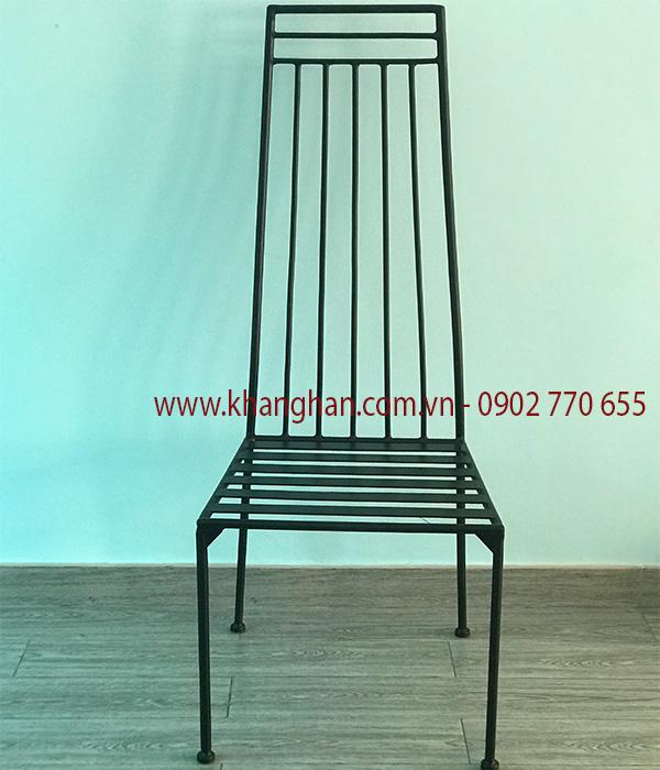 Ghế sắt đẹp cho phòng ăn sang trong