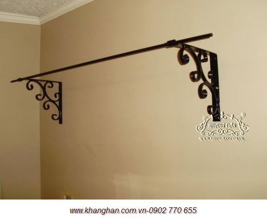 Eke wrought iron decorative arts KH-Eke014