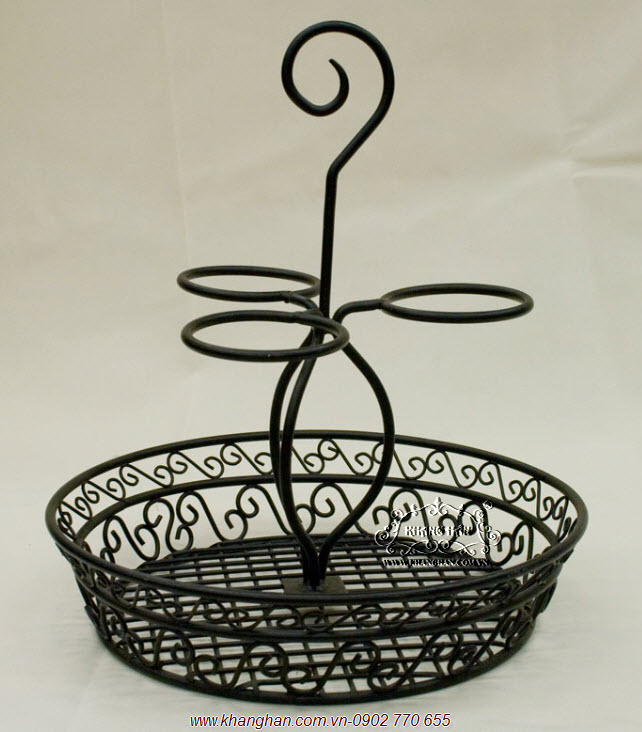 Shelves iron art cupcakes KH15-STT009