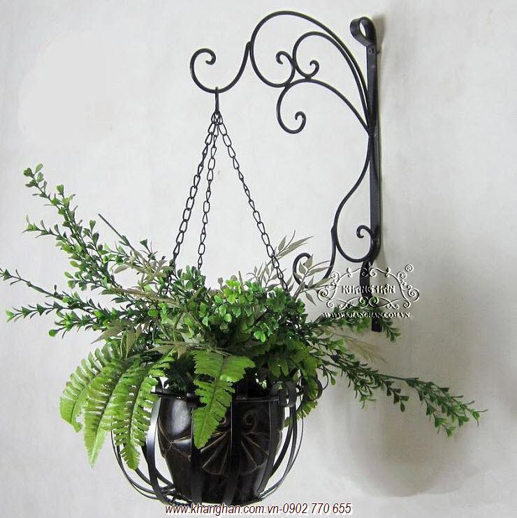 Eke, móc treo hoa nghệ thuật đẹp đơn giản