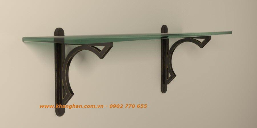 Eke sắt mỹ thuật cắt CNC Khang Hân