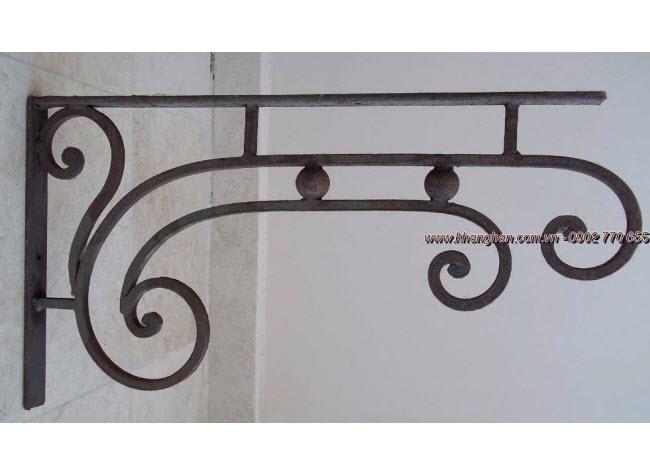 Eke trang trí bằng sắt rèn nghệ thuật
