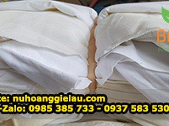 Sỉ và lẻ vải vụn màu trắng giá rẻ, có bán kg Tp.HCM
