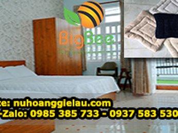 Tấm dậm chân đặt tại phòng khách sạn giá rẻ Thành phố Hồ Chí Minh