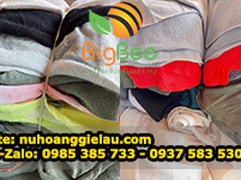 Bán giá sỉ từ 100kg vải lau đủ màu giá rẻ Bình Chánh