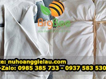 Kho bán các loại vải lau trắng thấm nước sạch bụi tốt