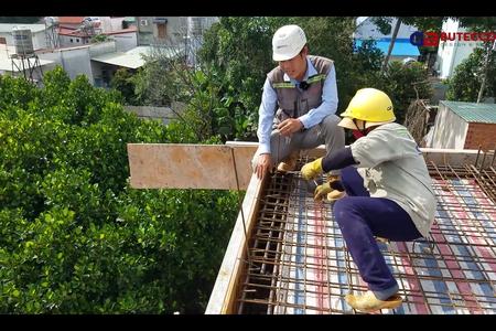 Bí Quyết Chống Nứt Tường Bao Sàn Mái - Theo TCTC Butecco | Trần Hoàng An | Trưởng BPTC Butecco