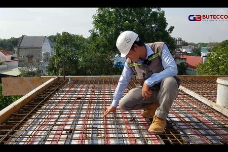Bí quyết chống thấm, chống nứt sàn mái theo cơ học - theo tiêu chuẩn thi công butecco