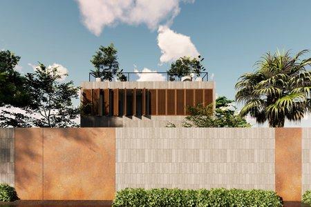 Thi Công - Biệt thự ven sông Ms Nhã Trân - Đường số 6, KBT Tiamo Phú Thịnh, P. Phú Thọ, Tp. Thủ Dầu Một, Tỉnh Bình Dương