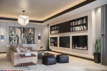 Ngất ngây trước những mẫu thiết kế phòng khách đẹp nhất năm 2017