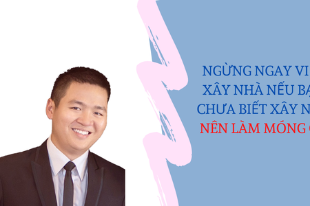 Ngừng Ngay Việc Xây Nhà Nếu Bạn Chưa Biết Xây Nhà Nên Làm Móng Gì | Nguyễn Anh Dũng | CEO Butecco